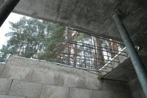 laiptinės langas